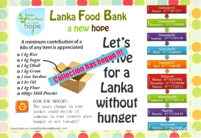 LANKA FOOD BANK