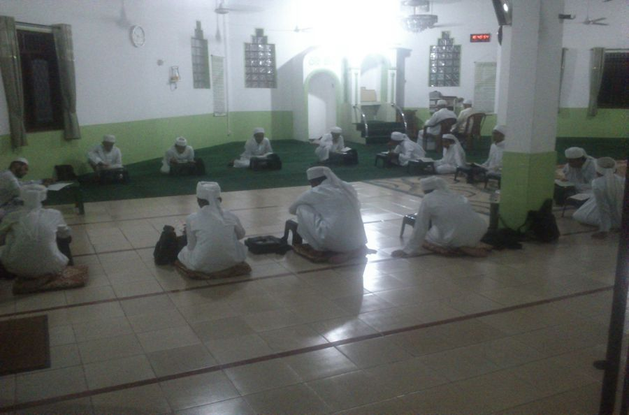 The Part Time Hifl Madrasah in the Masjid