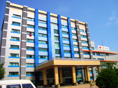 Lady Ridgeway Hospital – A hospital unlike others…